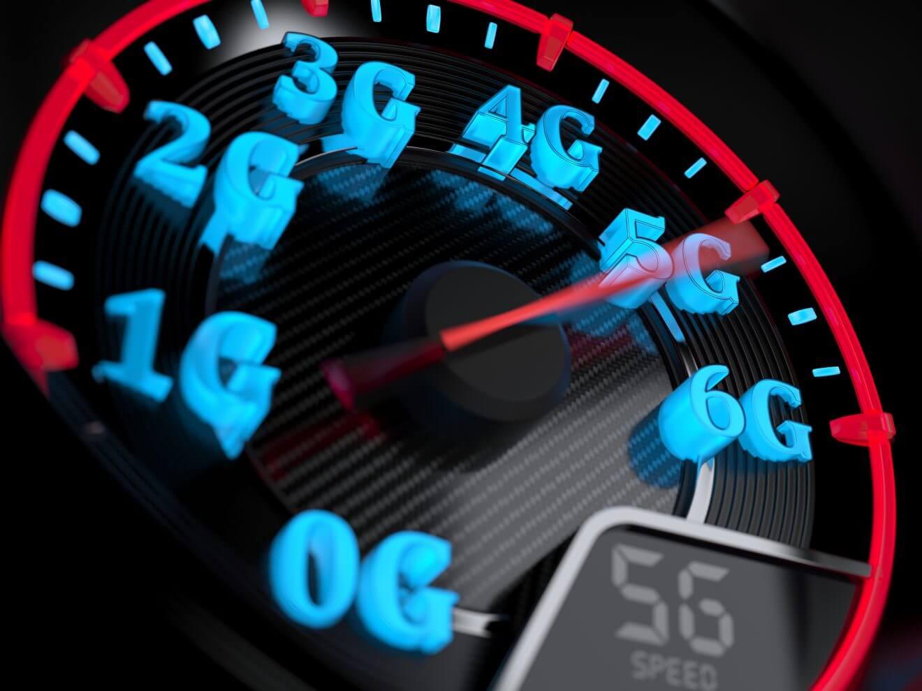 3G, 4G und 5G einfach erklärt